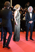 """Nicole Kidman and Philip Kaufman attending the """"Hemingway and Gellhorn"""" Premiere during the 65th annual International Cannes Film Festival in Cannes, France, 25.05.2012...Credit: Timm/face to face /MediaPunch Inc. ***FOR USA ONLY***"""
