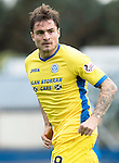 Inverness Caley Thistle v St Johnstone&hellip;27.08.16..  Tulloch Stadium  SPFL<br />Paul Paton<br />Picture by Graeme Hart.<br />Copyright Perthshire Picture Agency<br />Tel: 01738 623350  Mobile: 07990 594431