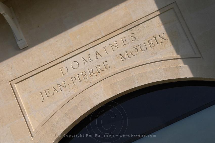 Domaine Jean Pierre Moueix. Pomerol, Bordeaux, France