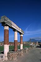 Italy,Campania,Pompei,? Forum,Jupiter Temple