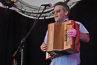 Allan Yn Y Fan, main stage, Kinecroft, Bunkfest, 2014, Wallingford.