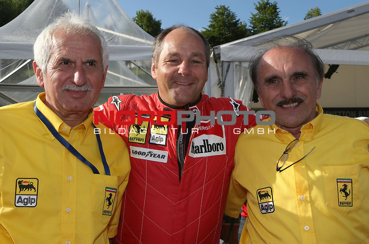 Gerhard Berger (AUT)<br /> for the complete Middle East, Austria &amp; Germany Media usage only!<br />  Foto &copy; nph / Mathis