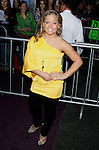 "HOLLYWOOD, CA. - February 24: Gymnast Shawn Johnson  arrives at the Los Angeles premiere of ""Jonas Brothers: The 3D Concert Experience"" at the El Capitan Theatre on February 24, 2009 in Los Angeles, California."
