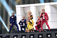 DoReDos (Moldova)<br /> Eurovision Song Contest Grand Final dress rehearsal, Lisbon, Portugal on May 11 2018.<br /> CAP/PER<br /> &copy;PER/CapitalPictures