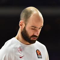 2019.01.09 EuroLeague Real Madrid VS Olynpiacos