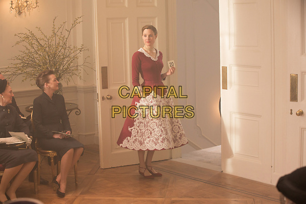 Phantom Thread (2017) <br /> Vicky Krieps &amp; Lesley Manville<br /> *Filmstill - Editorial Use Only*<br /> CAP/KFS<br /> Image supplied by Capital Pictures