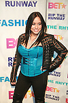 Designer Lila Nikole attends  BET'S RIP THE RUNWAY 2011 Hosted by MEHCAD BROOKS AND SELITA EBANKS AT THE <br />