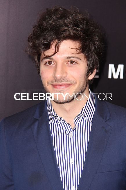 "NEW YORK, NY - FEBRUARY 04: Dimitri Leonidas at the New York Premiere Of Columbia Pictures' ""The Monuments Men"" held at Ziegfeld Theater on February 4, 2014 in New York City, New York. (Photo by Jeffery Duran/Celebrity Monitor)"
