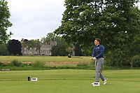 Ian Walley (Kedleston Park GC) on the 7th tee during Round 1 of the Titleist &amp; Footjoy PGA Professional Championship at Luttrellstown Castle Golf &amp; Country Club on Tuesday 13th June 2017.<br /> Photo: Golffile / Thos Caffrey.<br /> <br /> All photo usage must carry mandatory copyright credit     (&copy; Golffile | Thos Caffrey)
