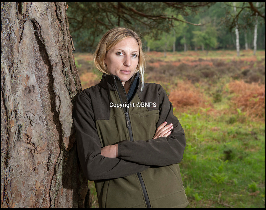 BNPS.co.uk ()1202 558833)<br /> Pic: PhilYeomans/BNPS<br /> <br /> Commoner Erica Dovey(37).<br /> <br /> A David and Goliath struggle is developing in the ancient New Forest between its Commoners, whose rights date back to the 13th century, and Forestry England.<br /> <br /> A public body has been accused of threatening the future of the New Forest by charging 'extortionate' rents to young commoners who help to maintain it.<br /> <br /> Forestry England has come under fire for charging full market rents on 65 Crown properties which, for over a century, have been set aside for commoners, the group of people with ancient rights to graze ponies and cattle in the Hampshire national park.<br /> <br /> Monthly rents which ranged from £300 to £500 have shot up to between £1,450 and £2,000, making them 'completely unaffordable' for commoners, it is claimed.<br /> <br /> As a result, it is feared a 'whole generation' of young commoners will be forced to leave the forest, with 'lasting consequences' for the conservation of the precious landscape.<br /> <br /> The rent increases have been imposed despite the government stipulating they could only be set at 15 per cent of a commoners' monthly income in the Illingworth Report (1992), according to the New Forest Commoners Defence Association.