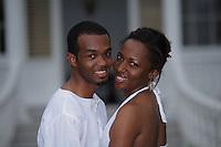 Kimberly & Eliud