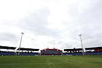 11 January 2015: The 2015 MLS Player Combine was held on the cricket oval at Central Broward Regional Park in Lauderhill, Florida.