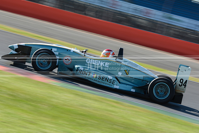 Ashley Dibden - Dallara F301
