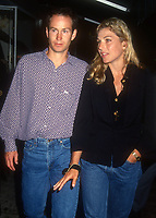 John McEnroe, Tatum O'Neal, 1992, Photo By Michael Ferguson/PHOTOlink