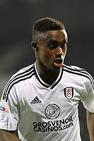 Fulham's Steven Sessegnon seen  during the Carabao Cup match between Fulham and Bristol Rovers at Craven Cottage, London, England on 22 August 2017. Photo by Carlton Myrie.