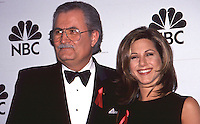 Jennifer Aniston &amp; Father John Aniston 1995<br />