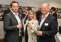 James Hartley, Jules Hunt and Ian Marriott all from FHP