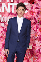 """LOS ANGELES - FEB 11:  Asher Angel at the """"Isn't It Romantic"""" World Premiere at the Theatre at Ace Hotel on February 11, 2019 in Los Angeles, CA"""