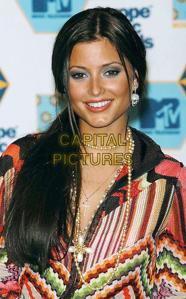 HOLLY VALANCE.Photo room at the MTV Europe Music Awards.www.capitalpictures.com.sales@capitalpictures.com.©Capital Pictures