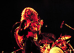 Led Zeppelin May 25th 1975 Robert Plant at Earls Court