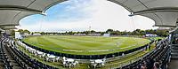 General view during Day 4 of the Second International Cricket Test match, New Zealand V England, Hagley Oval, Christchurch, New Zealand, 2nd April 2018.Copyright photo: John Davidson / www.photosport.nz