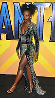 Lupita Nyong'o at the &quot;Black Panther&quot; European film premiere, Hammersmith Apollo (Eventim Apollo), Queen Caroline Street, London, England, UK, on Thursday 08 February 2018.<br /> CAP/CAN<br /> &copy;CAN/Capital Pictures