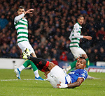 08.11.2019 League Cup Final, Rangers v Celtic: Alfredo Morelos