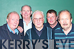 Members of Kerry County Boxing Board who organised the boxing competitions at the Community Centre Ballybunion on Thursday night were Paddy Enright, John Falvey, Mick Finucane John O'Connor, Padddy Fitzmaurice Chief Organiser....   Copyright Kerry's Eye 2008