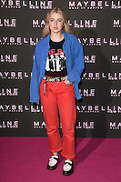Anais Gallagher<br /> arrives for the Maybelline Bring on the Night party at The Scotch of St James, London<br /> <br /> <br /> ©Ash Knotek  D3231  18/02/2017