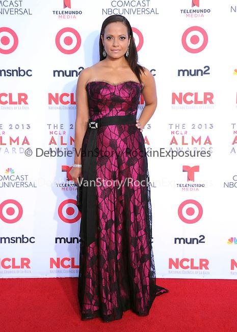Judy Reyes attends The 2013 NCLR ALMA Awards held at the Pasadena Civic Auditorium in Pasadena, California on September 27,2012                                                                               © 2013 DVS / Hollywood Press Agency