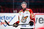 Stockholm 2014-01-08 Ishockey SHL AIK - Lule&aring; HF :  <br />  Lule&aring;s Robin Jonsson <br /> (Foto: Kenta J&ouml;nsson) Nyckelord:  portr&auml;tt portrait