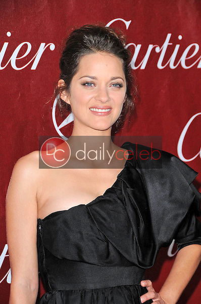 Marion Cotillard<br />