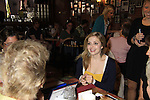 """General Hospital's Jen Lilley """"ex-Maxie"""" at Uncle Vinnie's Comedy Club on September 9, 2012 in Pt. Pleasant, New Jersey to see their fans for autographs, meet/greet and photos.  (Photo by Sue Coflin/Max Photos)"""