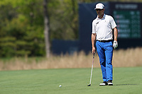 Zach Johnson (USA) on the 13th fairway during the 1st round at the PGA Championship 2019, Beth Page Black, New York, USA. 17/05/2019.<br /> Picture Fran Caffrey / Golffile.ie<br /> <br /> All photo usage must carry mandatory copyright credit (&copy; Golffile | Fran Caffrey)
