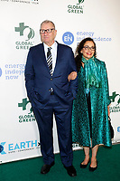 LOS ANGELES - FEB 28:  Ed O'Neill, Catherine Rusoff at the 15th Annual Global Green Pre-Oscar Gala at the NeueHouse on February 28, 2018 in Los Angeles, CA