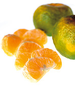mandarines de Canala