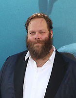 HOLLYWOOD, CA - August 6: &Oacute;lafur Darri &Oacute;lafsson, at Warner Bros. Pictures And Gravity Pictures' Premiere Of &quot;The Meg&quot; at TCL Chinese Theatre IMAX in Hollywood, California on August 6, 2018. <br /> CAP/MPI/FS<br /> &copy;FS/MPI/Capital Pictures