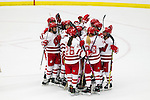 2014-15 NCAA WHockey: Ohio State at Wisconsin