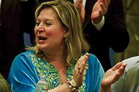 RIO DE JANEIRO, 11.10.2018 - ELEIÇÕES-2018- A Deputada Joice Hasselmann durante encontro do Partido Social Liberal-PSL,  no Hotel Windsor na Barra da Tijuca no Rio de Janeiro,(RJ), nesta quinta-feira, 11.(Foto: Vanessa Ataliba/Brazil Photo Press)