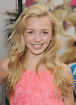 Peyton List at The Universal Pictures' World Premiere of HOP held at Universal City Walk in Universal City, California on March 27,2011                                                                               © 2010 Hollywood Press Agency