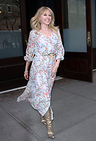 APR 24 Kylie Minogue Seen In NYC