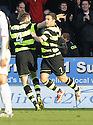 08/11/2009  Copyright  Pic : James Stewart.sct_jspa27_falkirk_v_celtic  . :: SCOTT MCDONALD CELEBRATES AFTER HE SCORES CELTIC'S THIRD :: .James Stewart Photography 19 Carronlea Drive, Falkirk. FK2 8DN      Vat Reg No. 607 6932 25.Telephone      : +44 (0)1324 570291 .Mobile              : +44 (0)7721 416997.E-mail  :  jim@jspa.co.uk.If you require further information then contact Jim Stewart on any of the numbers above.........