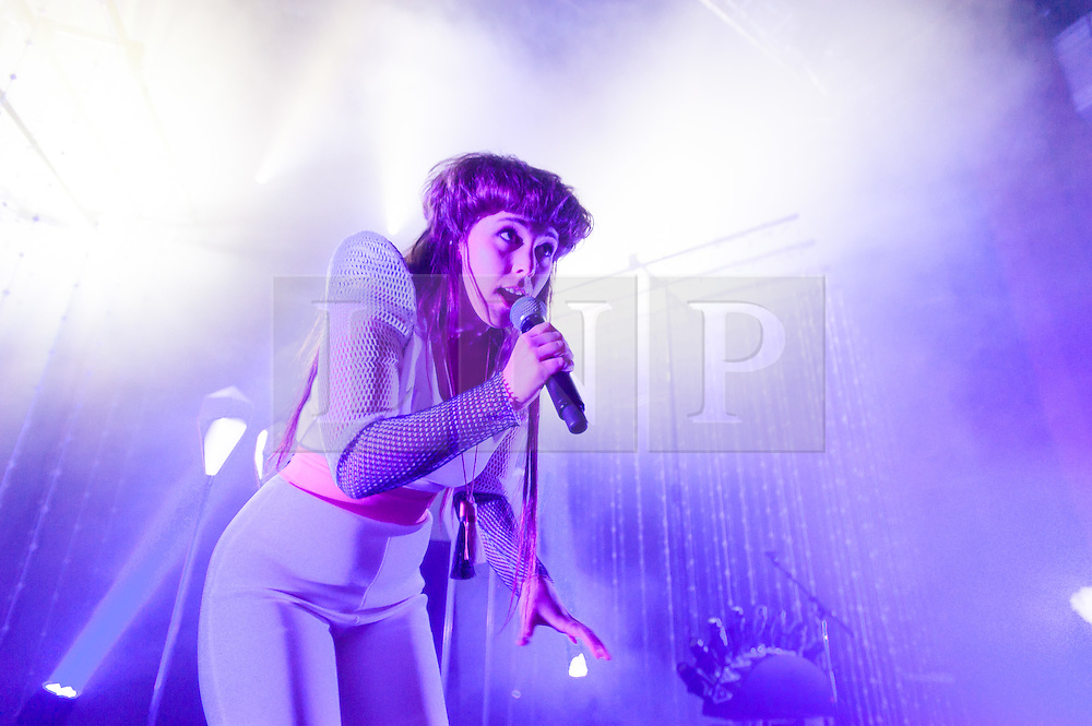 Purity Ring concert Shepherds Bush Empire | London News Pictures