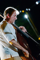 Thomas Bramerie, double-bass
