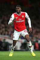 Ainsley Maitland-Niles of Arsenal during Arsenal vs Standard Liege, UEFA Europa League Football at the Emirates Stadium on 3rd October 2019