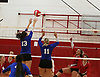 Coquille-Glide Volleyball