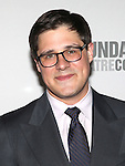 "Rich Sommer.pictured at the Opening Night After Party for the Roundabout Theatre Company's Broadway Production of  ""Harvey"" at Studio 54 New York City June 14, 2012"