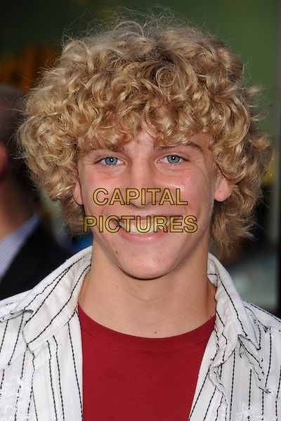 """MICHAEL PETERSON.""""Step Brothers"""" Los Angeles Premiere at Mann's Village Theatre, Westwood, California, USA..July 15th, 2008.headshot portait.CAP/ADM/BP.©Byron Purvis/AdMedia/Capital Pictures."""