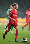Einzelaktion, Freisteller Florian Wirtz (Leverkusen).<br /><br />Sport: Fussball: 1. Bundesliga: Saison 19/20: 26. Spieltag: SV Werder Bremen - Bayer 04 Leverkusen, 18.05.2020<br /><br />Foto: Marvin Ibo GŸngšr/GES /Pool / via gumzmedia / nordphoto