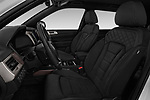 Front seat view of a 2018 Ssangyong Rexton Sapphire 5 Door SUV front seat car photos